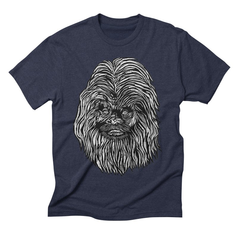 Sasquatch Men's Triblend T-Shirt by DaNkJiMz