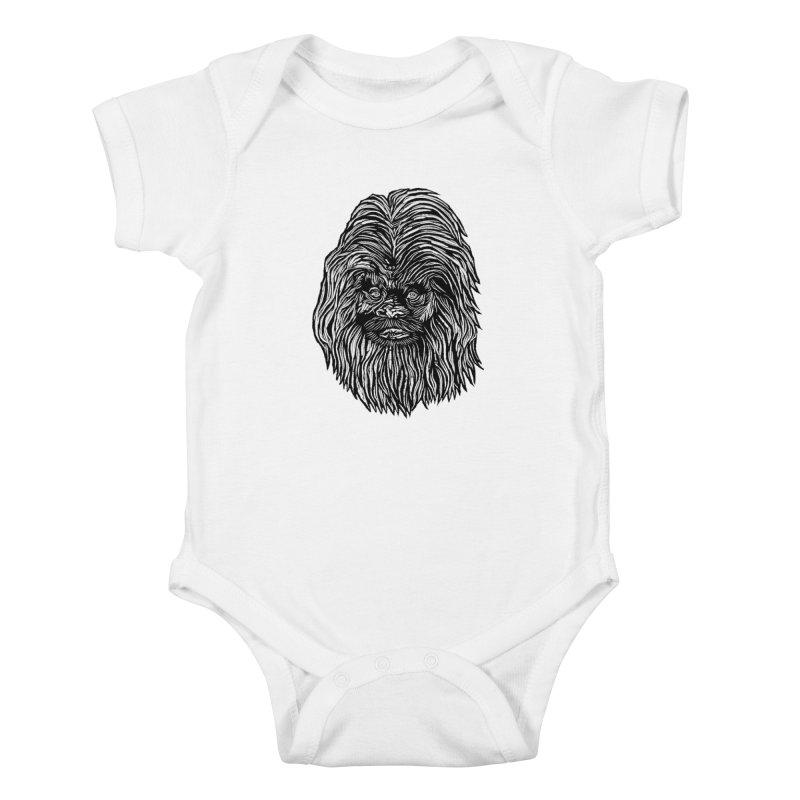Sasquatch Kids Baby Bodysuit by DaNkJiMz