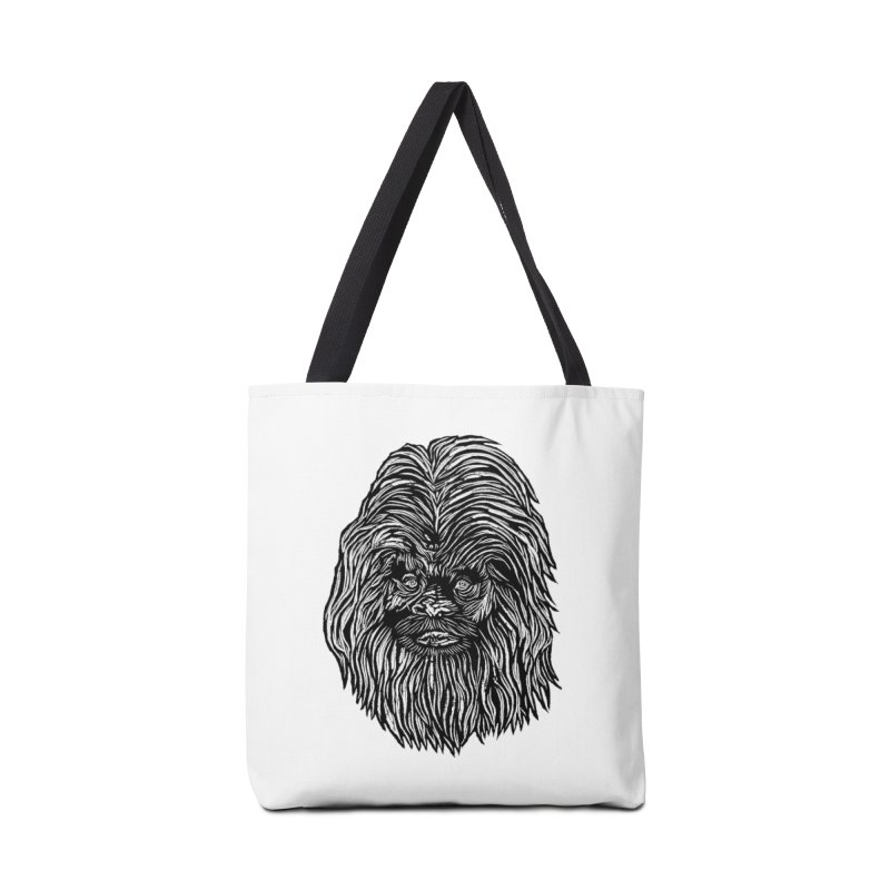 Sasquatch Accessories Bag by DaNkJiMz