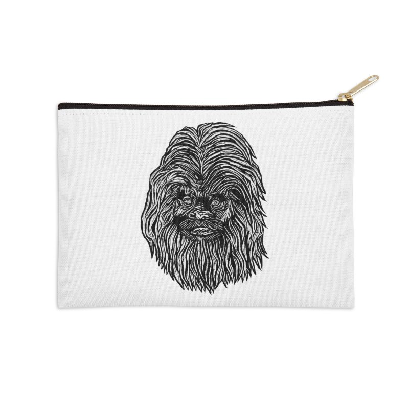 Sasquatch Accessories Zip Pouch by DaNkJiMz