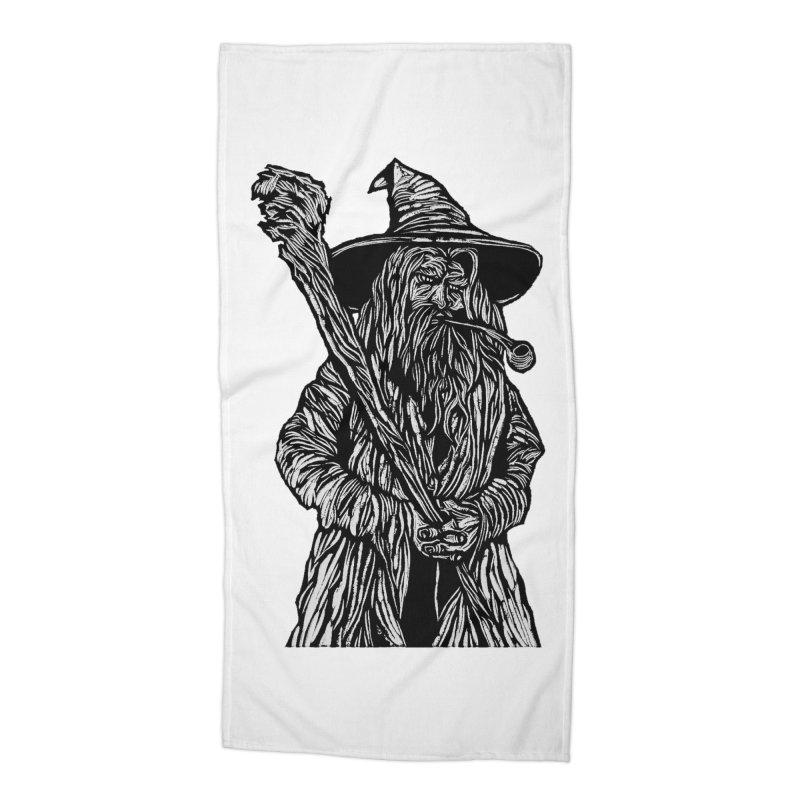 Gandalf Accessories Beach Towel by DaNkJiMz