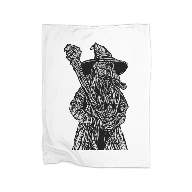 Gandalf Home Blanket by DaNkJiMz
