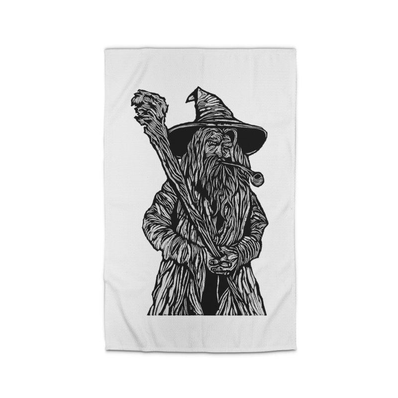 Gandalf Home Rug by DaNkJiMz