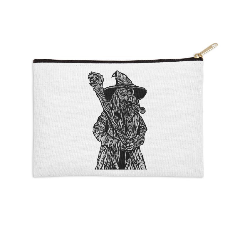 Gandalf Accessories Zip Pouch by DaNkJiMz