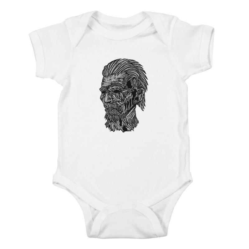 White Walker Kids Baby Bodysuit by DaNkJiMz