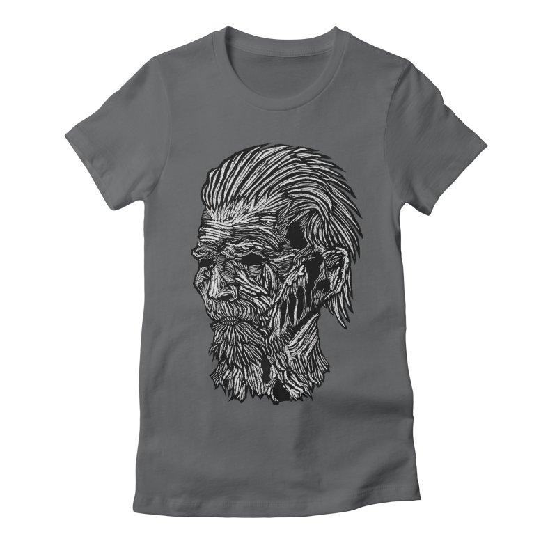 White Walker Women's Fitted T-Shirt by DaNkJiMz