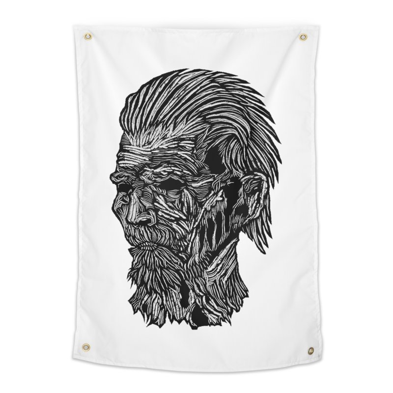 White Walker Home Tapestry by DaNkJiMz
