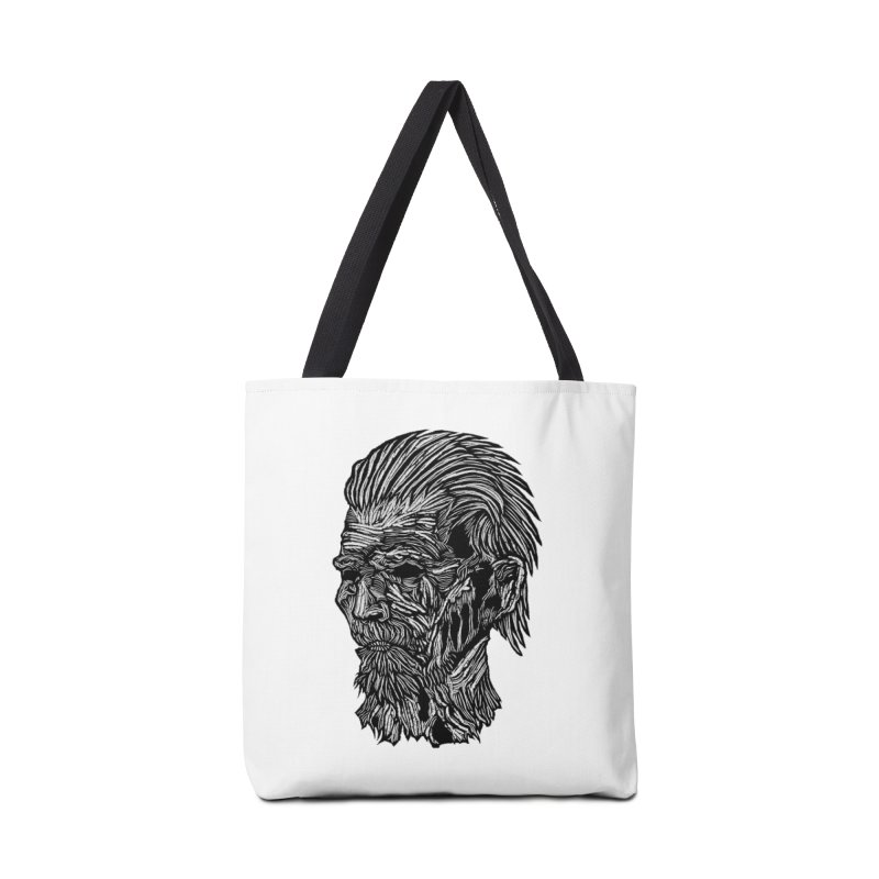 White Walker Accessories Bag by DaNkJiMz