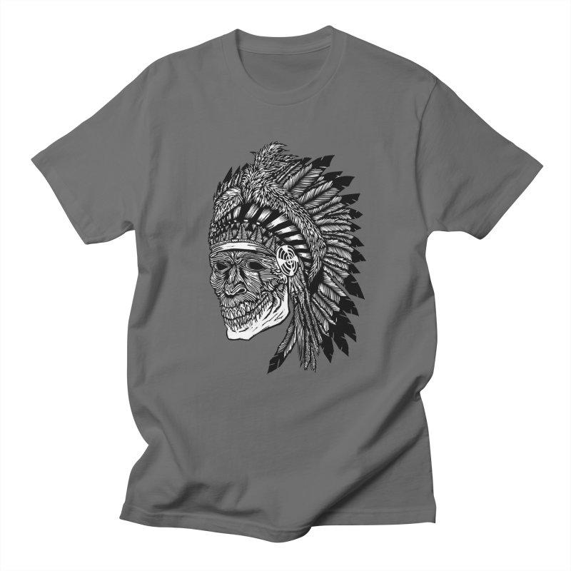 Spirit Guide Men's T-shirt by DaNkJiMz