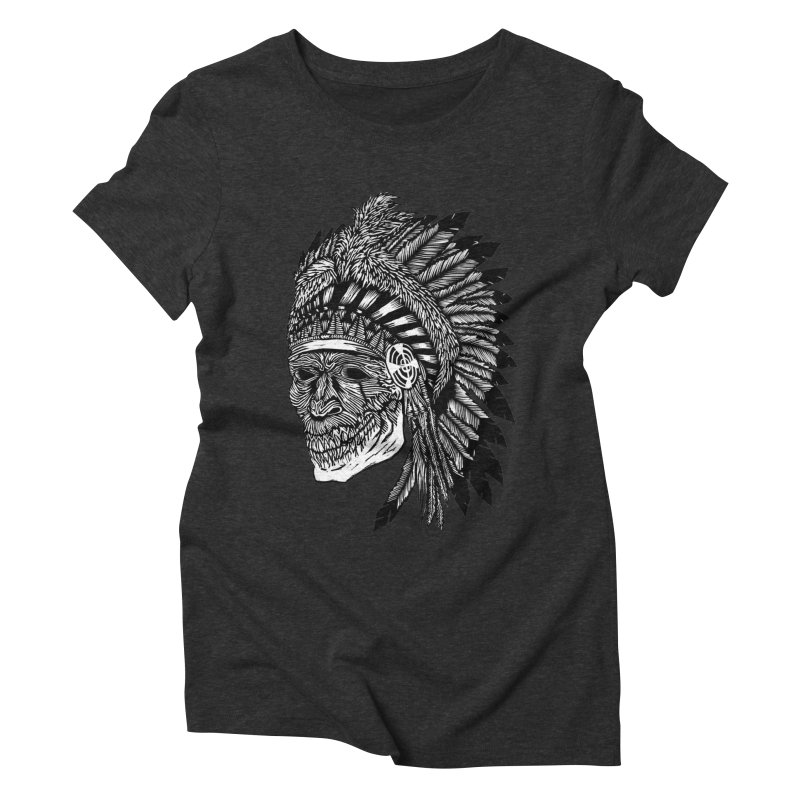Spirit Guide Women's Triblend T-shirt by DaNkJiMz