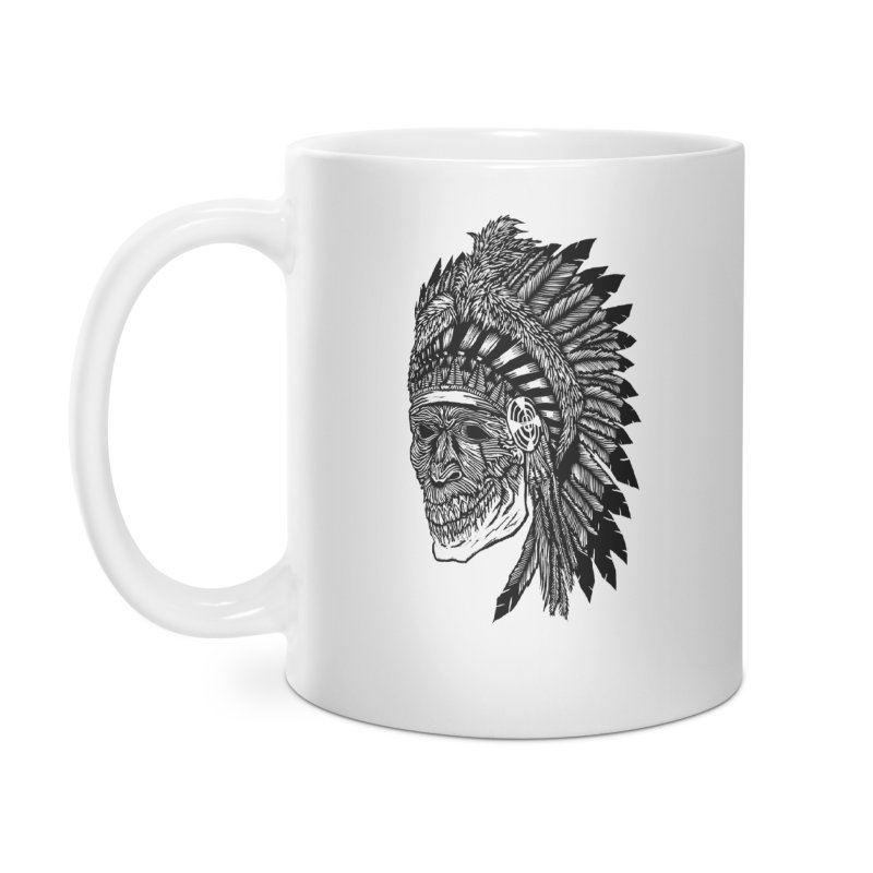 Spirit Guide Accessories Mug by DaNkJiMz