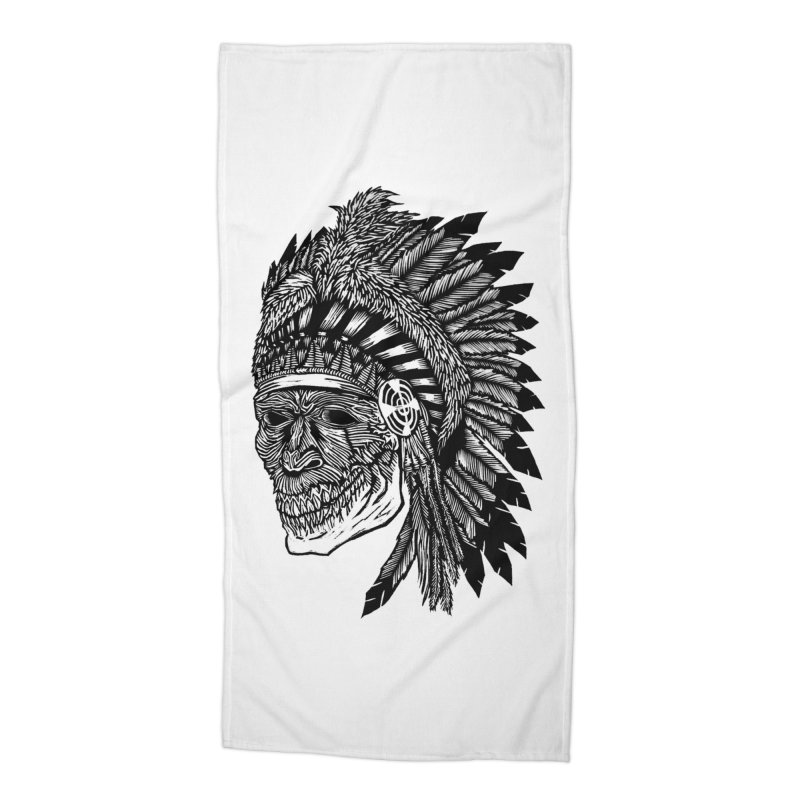 Spirit Guide Accessories Beach Towel by DaNkJiMz