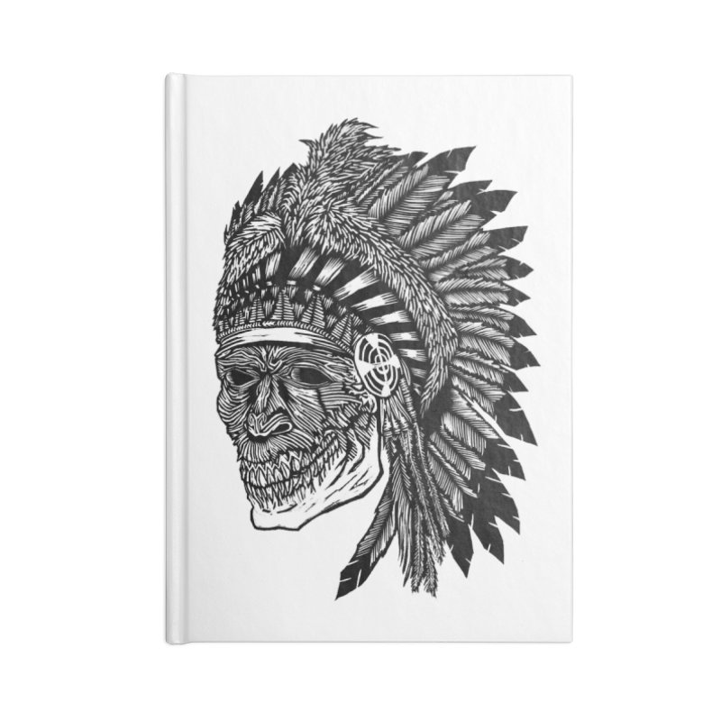 Spirit Guide Accessories Notebook by DaNkJiMz