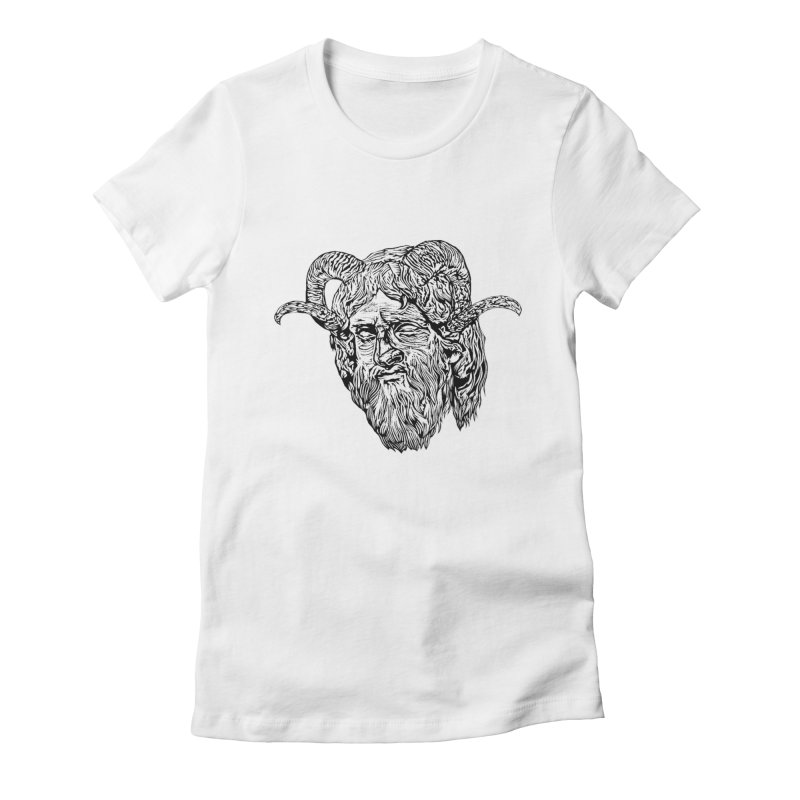Hades Women's Fitted T-Shirt by DaNkJiMz