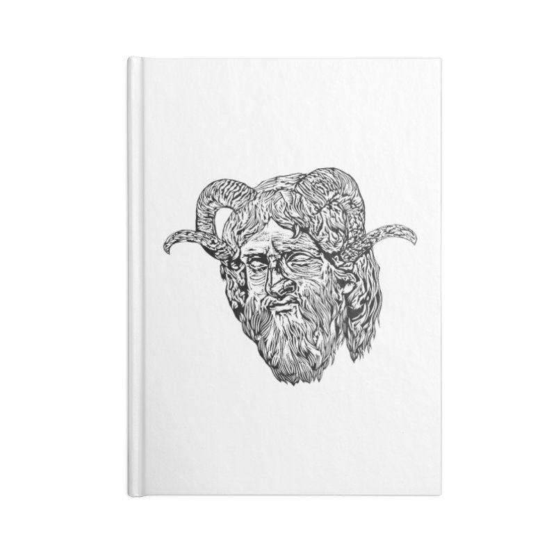 Hades Accessories Notebook by DaNkJiMz