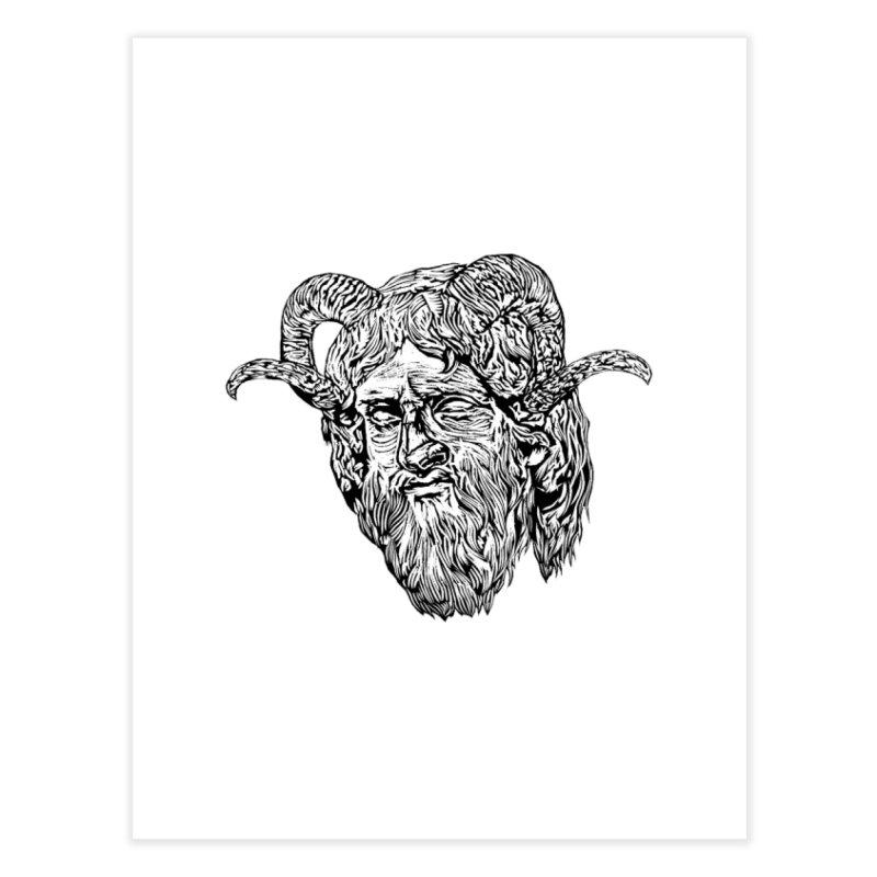 Hades Home Fine Art Print by DaNkJiMz
