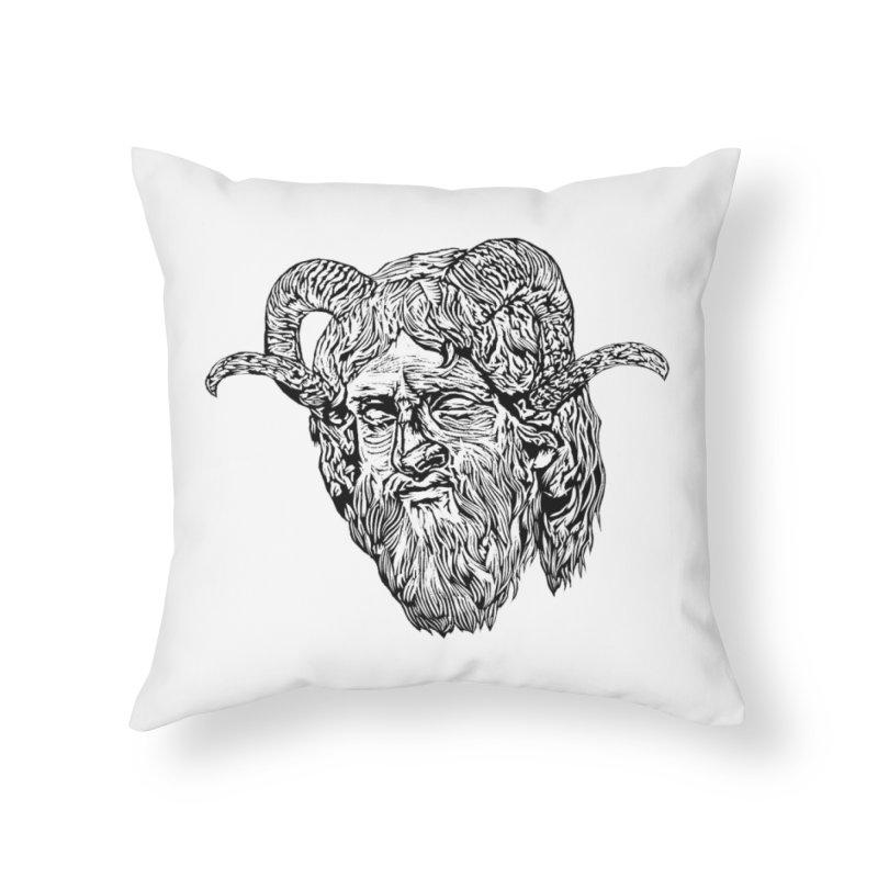 Hades Home Throw Pillow by DaNkJiMz