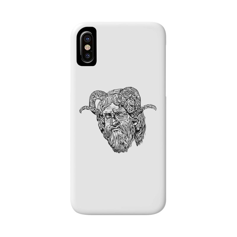 Hades Accessories Phone Case by DaNkJiMz