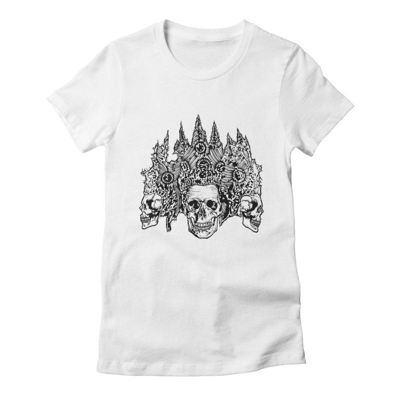 Trinity Women's Fitted T-Shirt by DaNkJiMz