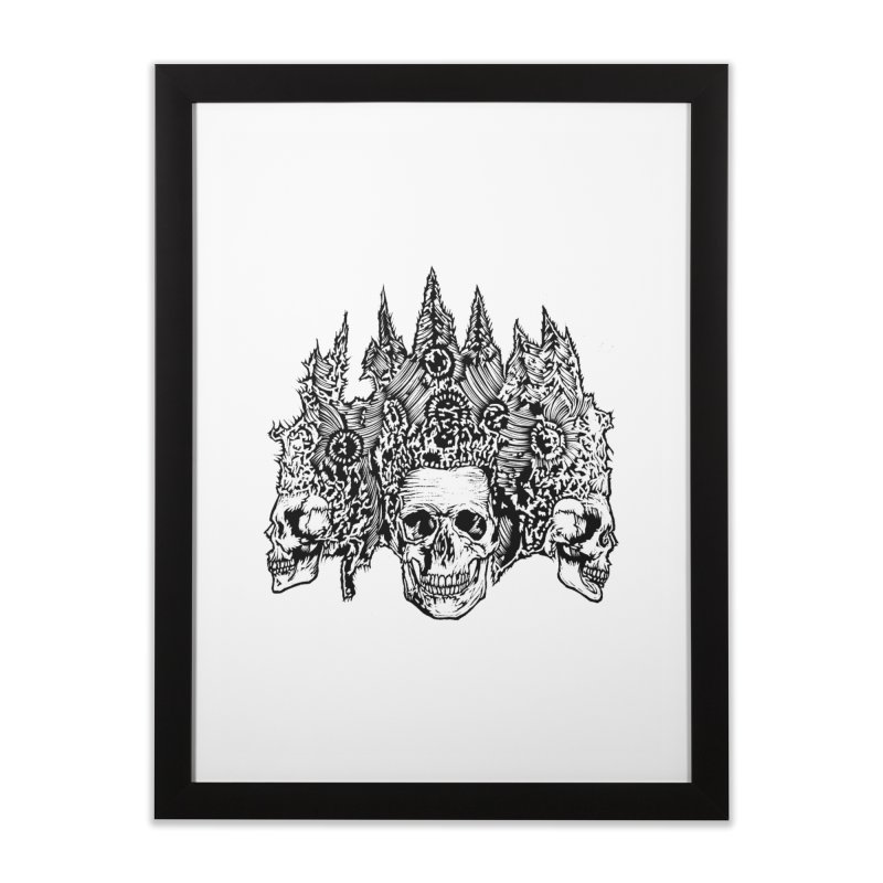 Trinity Home Framed Fine Art Print by DaNkJiMz