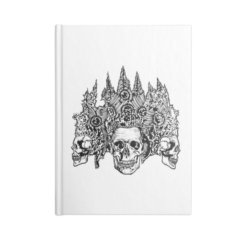 Trinity Accessories Notebook by DaNkJiMz