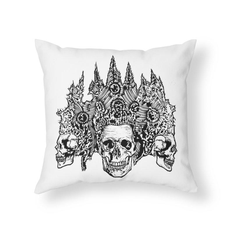 Trinity Home Throw Pillow by DaNkJiMz