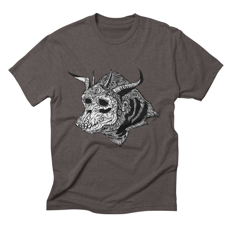 Magick Ape Men's Triblend T-Shirt by DaNkJiMz