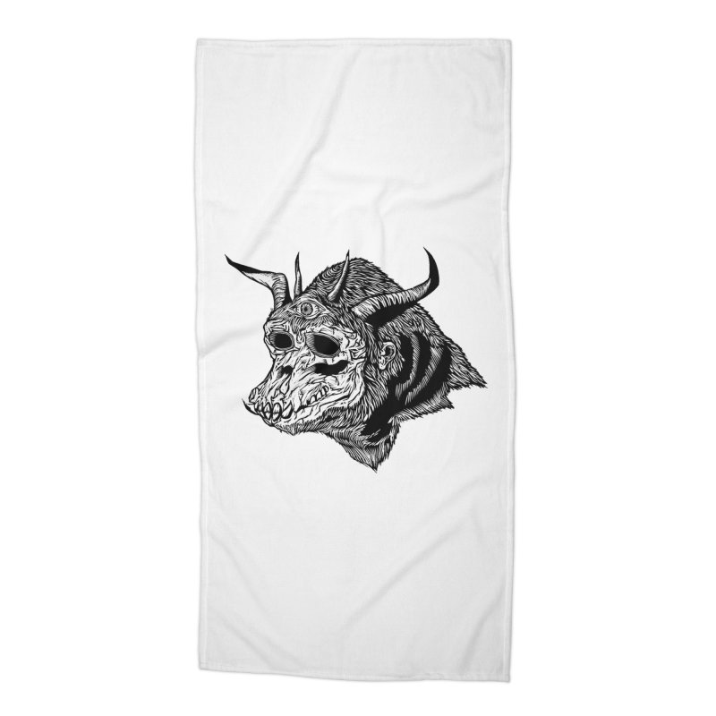 Magick Ape Accessories Beach Towel by DaNkJiMz