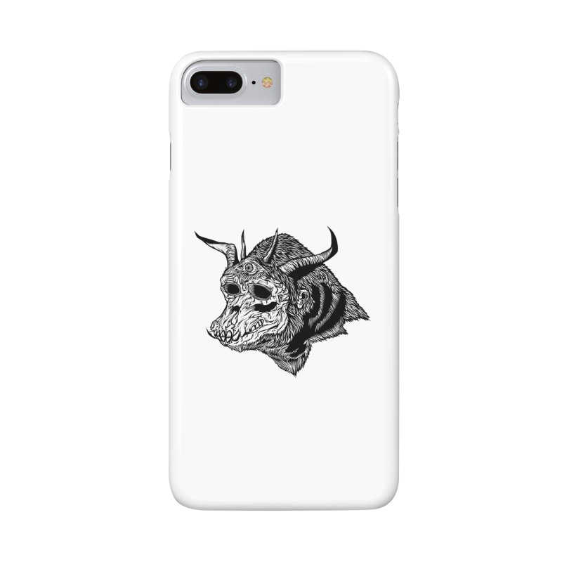 Magick Ape Accessories Phone Case by DaNkJiMz