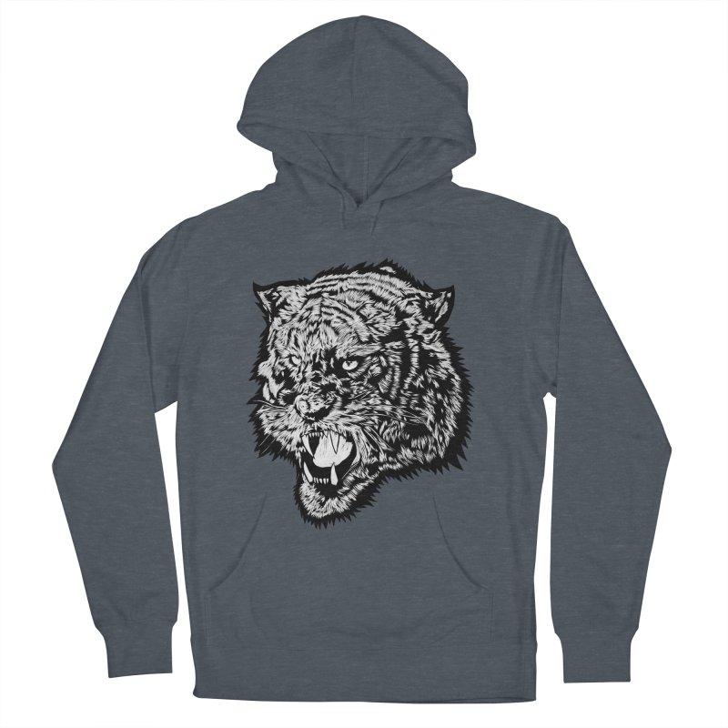 Tiger Men's Pullover Hoody by DaNkJiMz