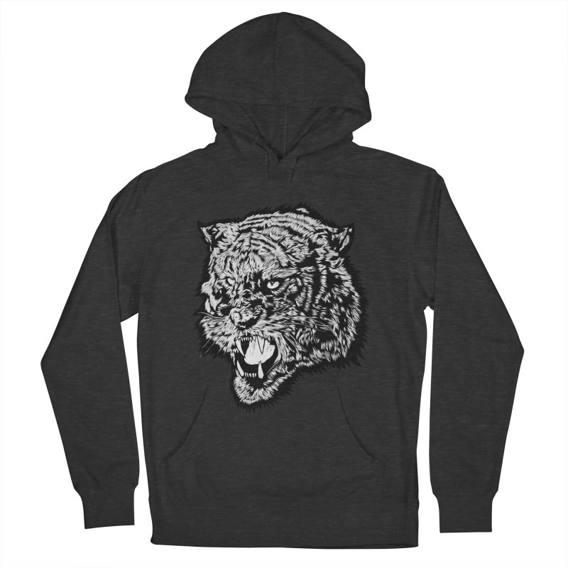 Tiger Men's Pullover Hoody by DaNkJiMz