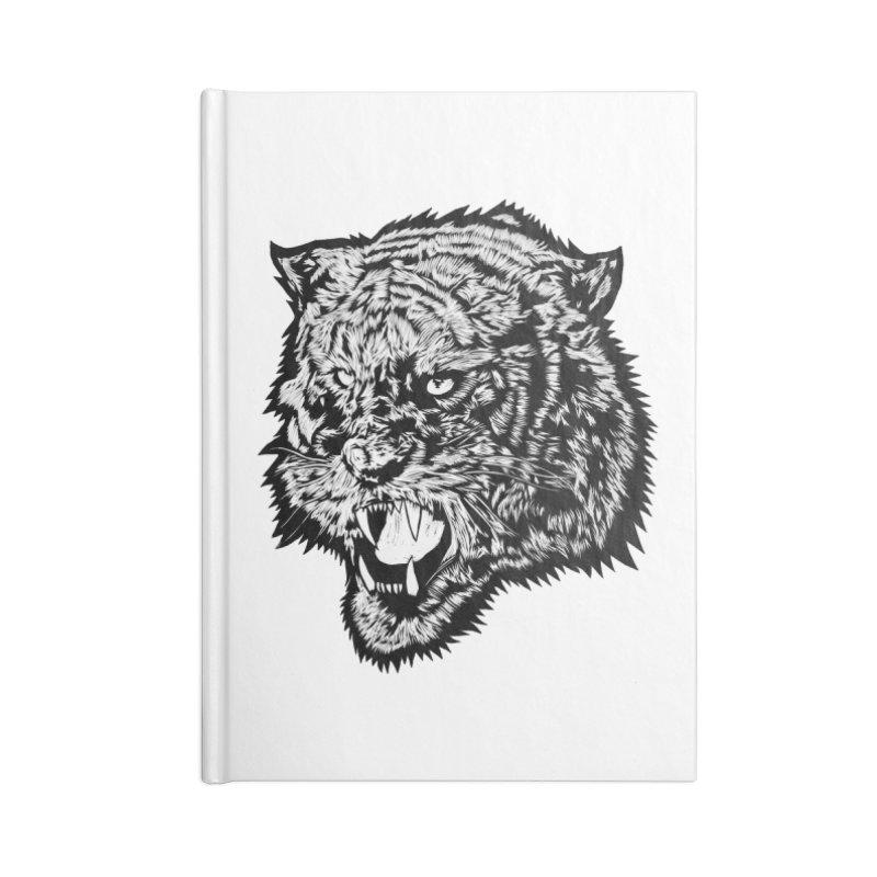 Tiger Accessories Notebook by DaNkJiMz