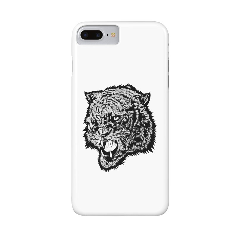Tiger Accessories Phone Case by DaNkJiMz