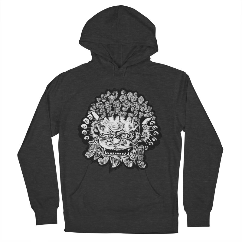 Foo Dog Men's Pullover Hoody by DaNkJiMz