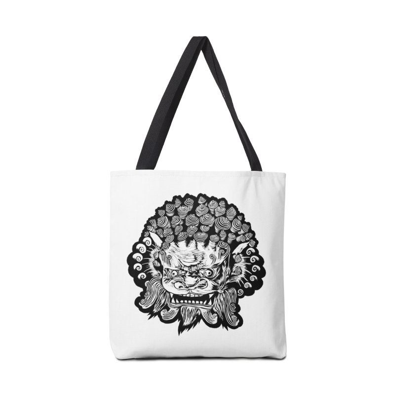 Foo Dog Accessories Bag by DaNkJiMz