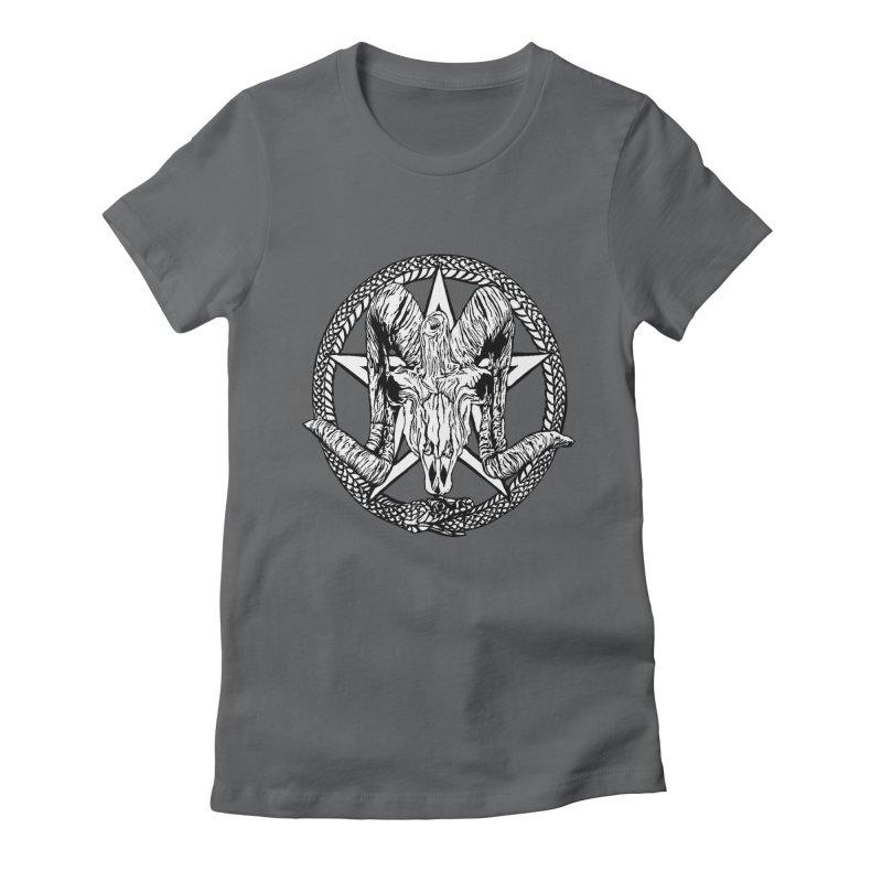 Sigil Women's Fitted T-Shirt by DaNkJiMz