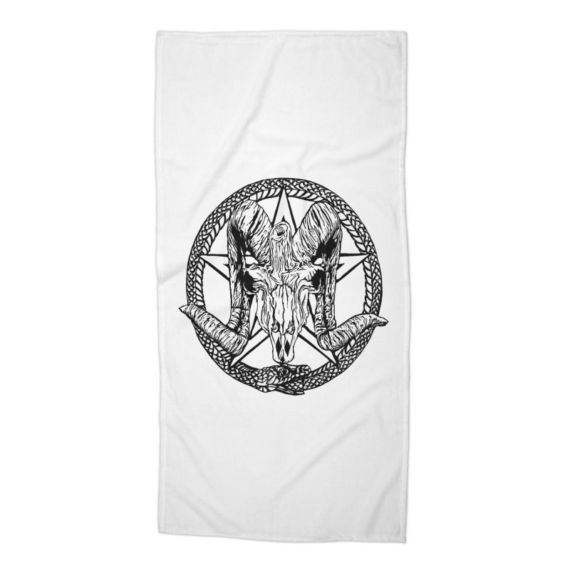 Sigil Accessories Beach Towel by DaNkJiMz
