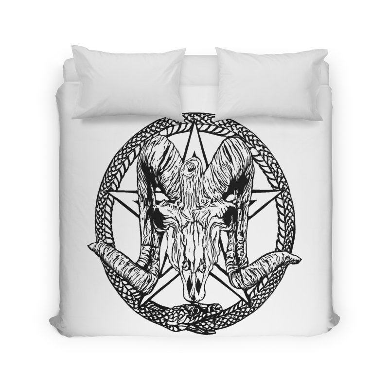 Sigil Home Duvet by DaNkJiMz