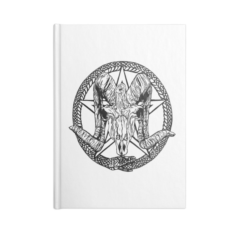 Sigil Accessories Notebook by DaNkJiMz