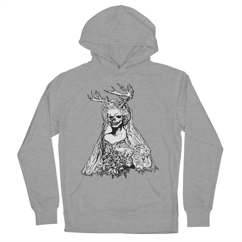 Skeleton bride Men's Pullover Hoody by DaNkJiMz