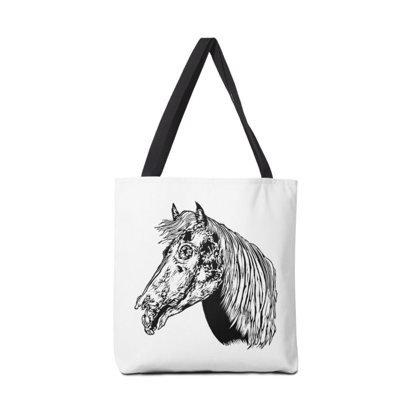 Zombie Horse Accessories Bag by DaNkJiMz