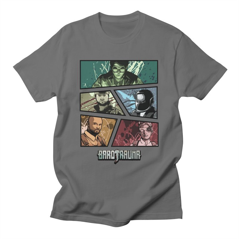 Barotrauma - A Job For Everyone Men's T-Shirt by Official Daedalic Merchandise