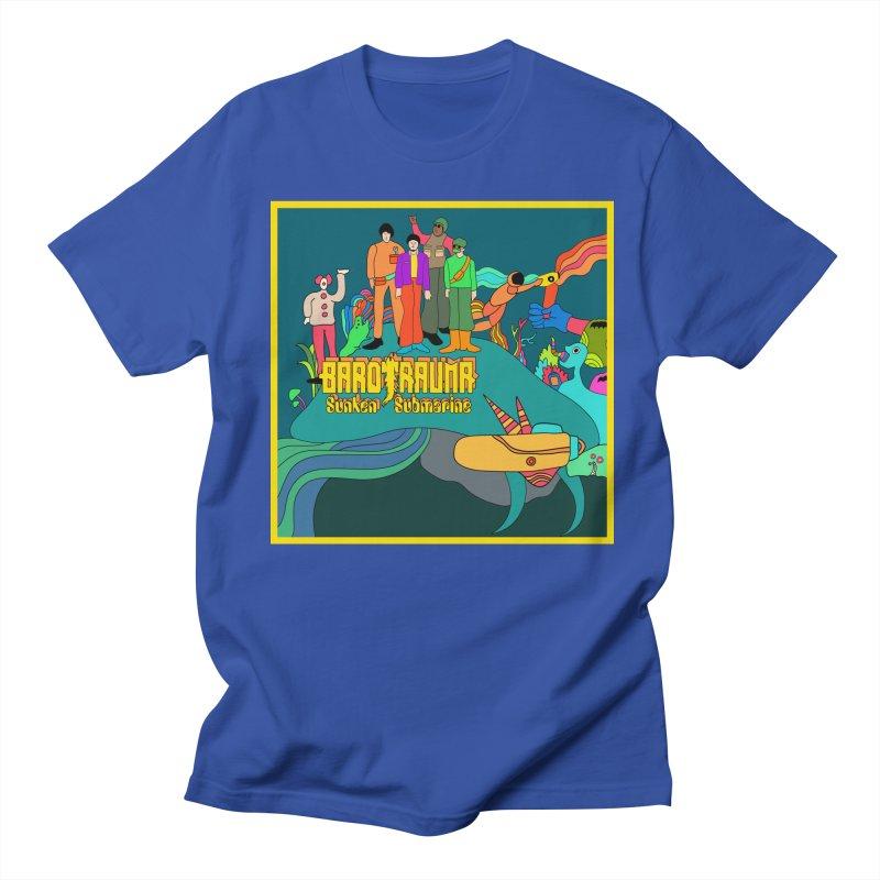 Barotrauma - Sunken Submarine Men's T-Shirt by Official Daedalic Merchandise