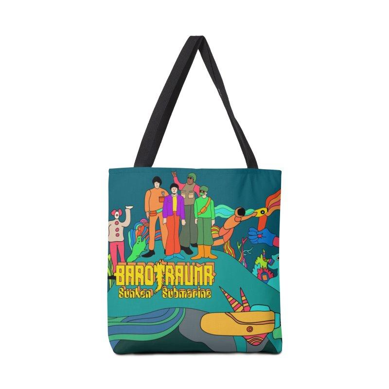 Barotrauma - Sunken Submarine Accessories Bag by Official Daedalic Merchandise