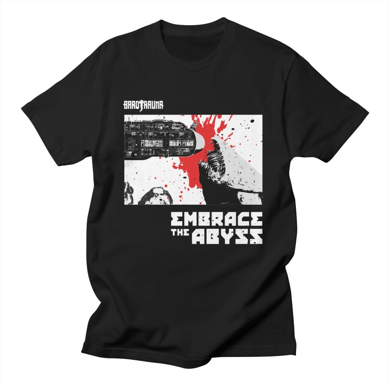 Barotrauma - Embrace the Abyss Men's T-Shirt by Official Daedalic Merchandise