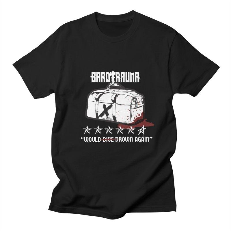 Barotrauma - Would Drown Again Men's T-Shirt by Official Daedalic Merchandise