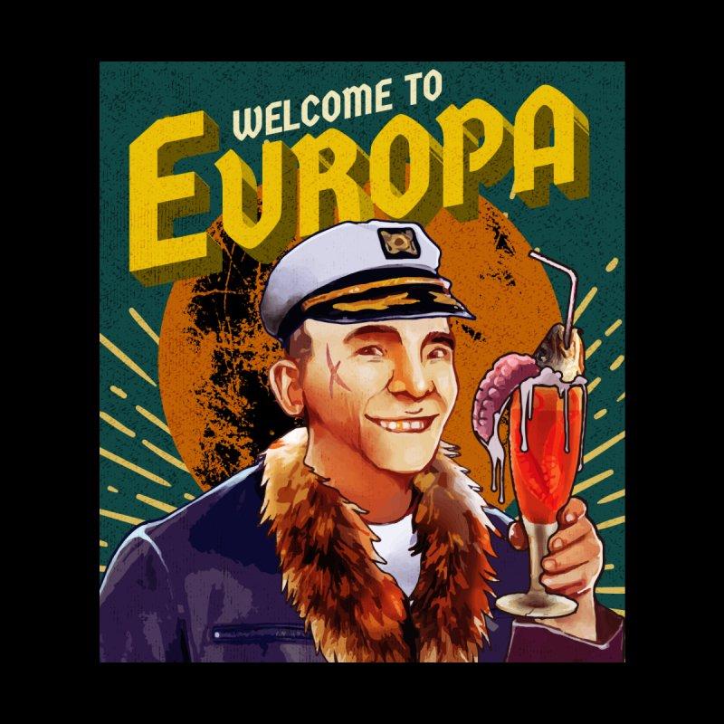 Barotrauma - Welcome to Europa Men's T-Shirt by Official Daedalic Merchandise