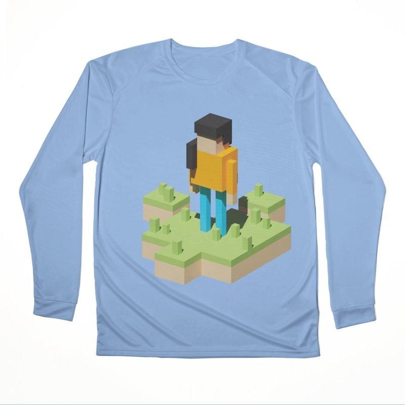 Unrailed! - Girl Women's Longsleeve T-Shirt by Official Daedalic Merchandise