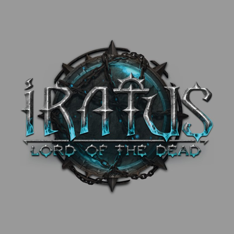 Iratus - Logo Women's Longsleeve T-Shirt by Official Daedalic Merchandise