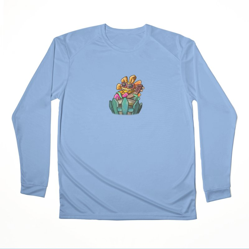 Deponia - Ronny Women's Longsleeve T-Shirt by Official Daedalic Merchandise